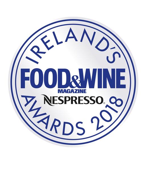 Foodwine Awards 2018 In Association With Nespresso Irish Studio